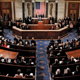 US House of Representatives Set Aside Impeachment Resolution of President Trump