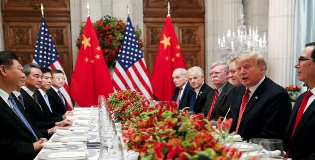 "US President Claims Discussions On US-China Trade ""Already Started"""