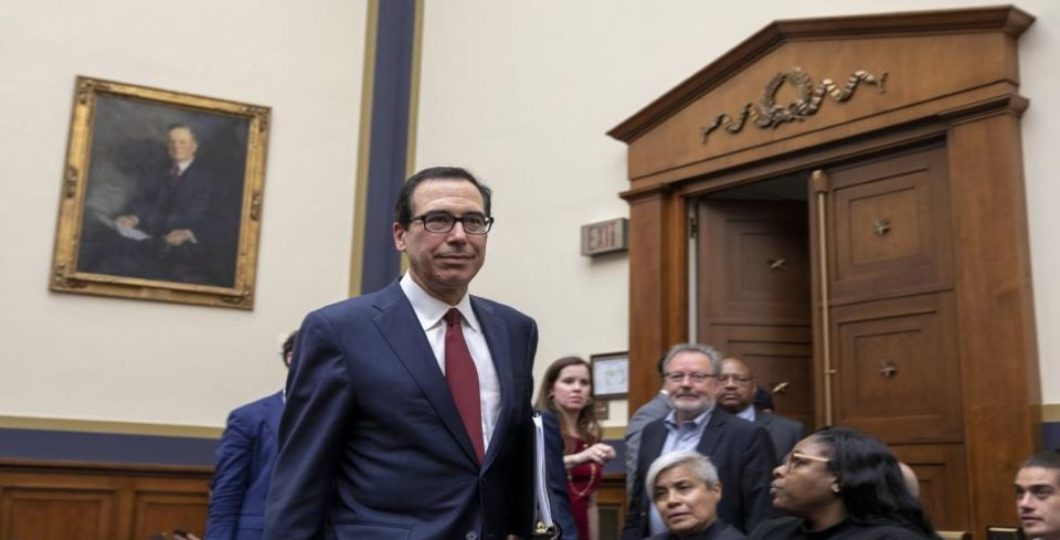 US White House Panel Indicts US Treasury