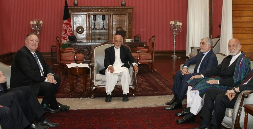 United States And Afghanistan Agreed To Accelerate Afghan Peace Talks