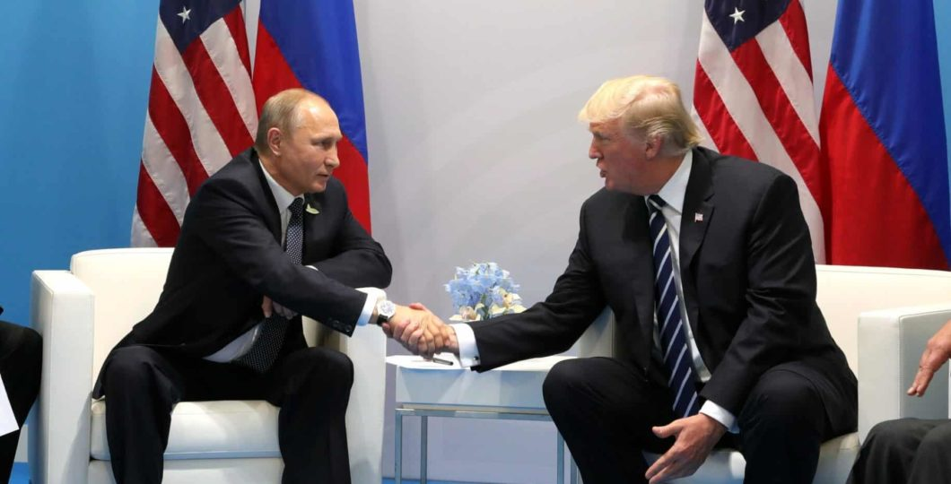 """""""Better To Have Russia Inside Tent Than Outside,"""" President Trump Supported Valdimir Putin At G7 Summit"""