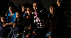 Child Migrants Retained Under New Trump Admin Rule In Detention Centre