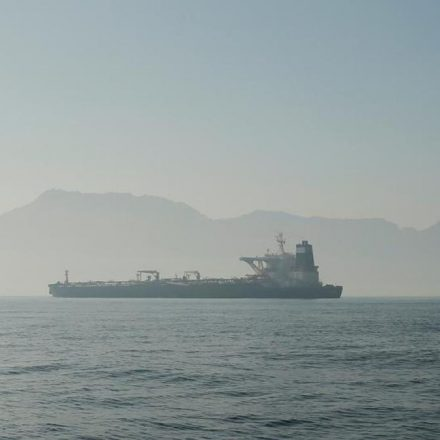 Iranian Oil Tanker Departs After Gibraltar Dismissed United States Demand