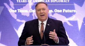 "Mike Pompeo Expects US-North Korea Talks to Resume In ""Coming Weeks"""