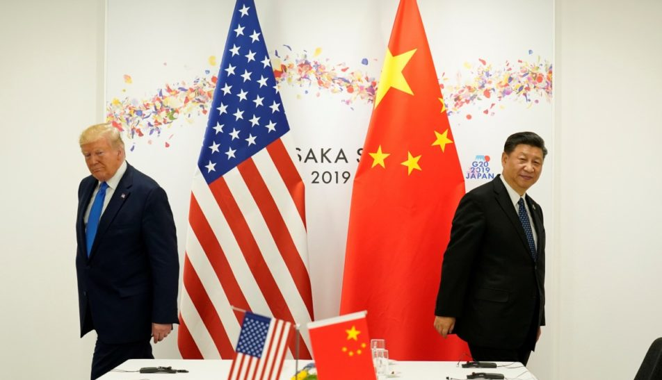 President Donald Trump To Oppose China Over Trade