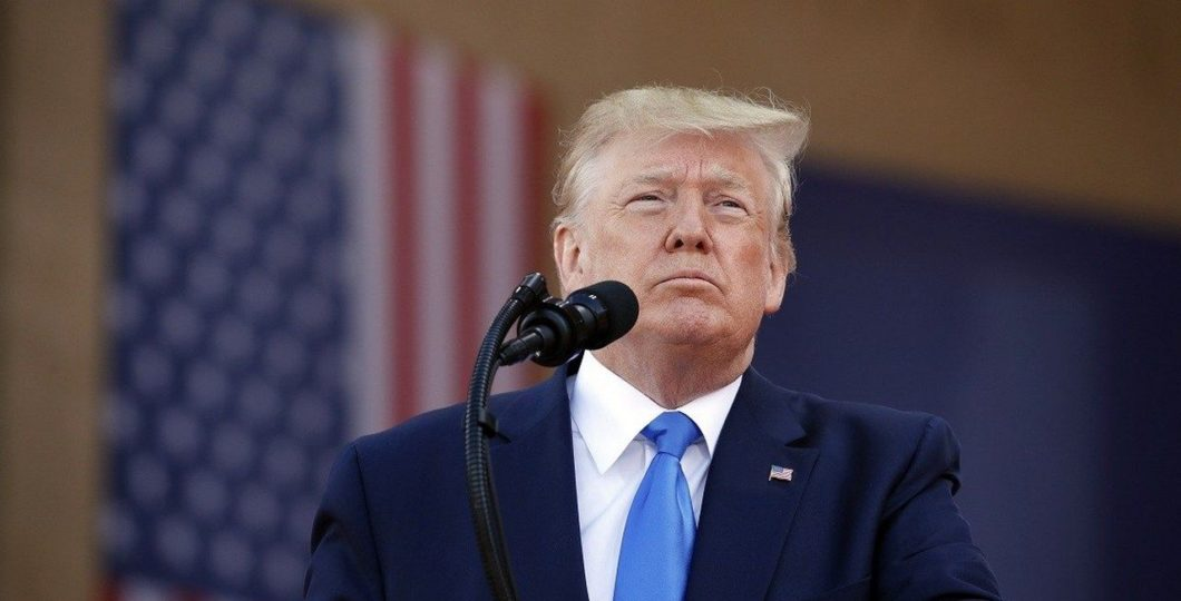 President Trump Confirmed Chinese Moving Troops To Hong Kong Border