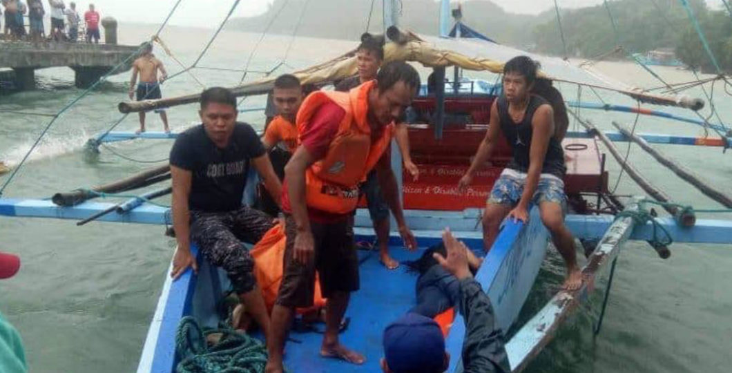 Three Boats Drowned At The Philippine Coast, 25 Died