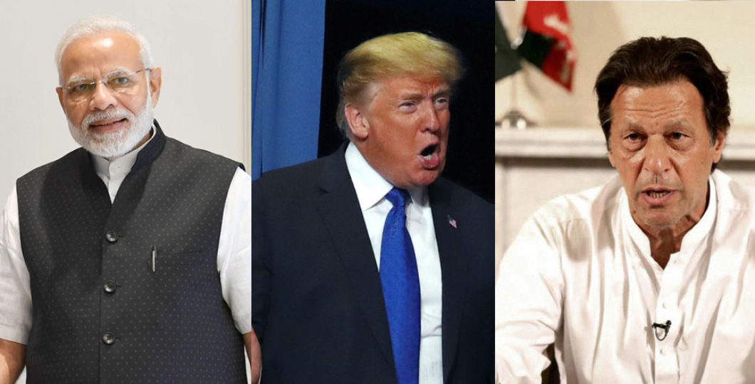 """Trump Again Offered Mediation On Kashmir, Says """"Very Complicated Place"""""""