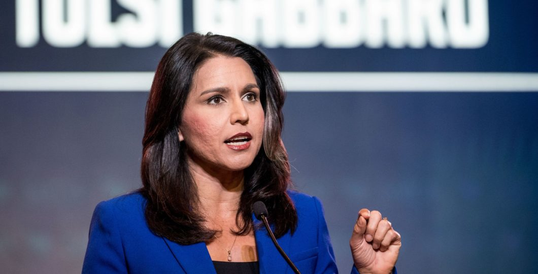 Tulsi Gabbard Claims Will Not Contest As Independent Presidential Candidate