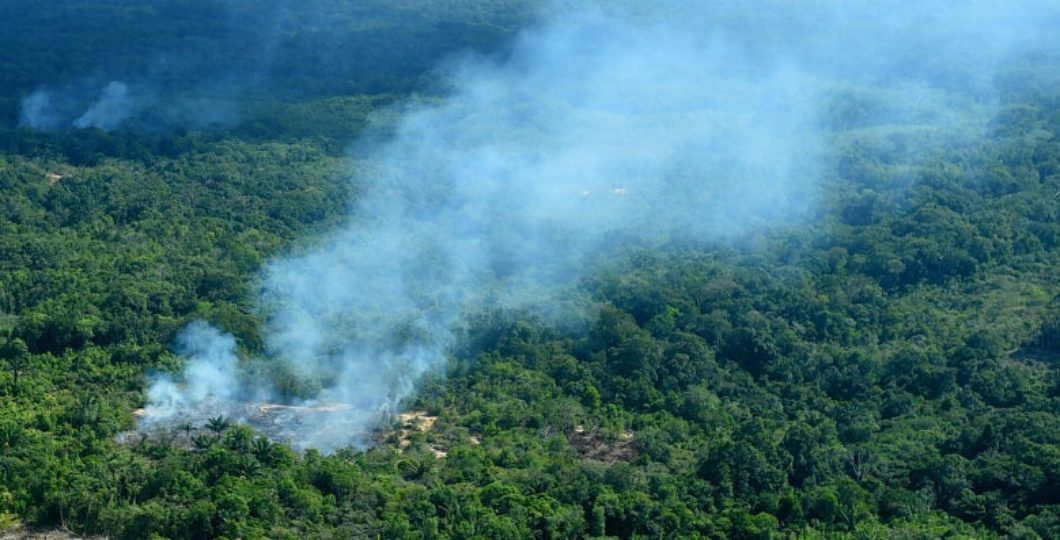"UN Chief Deeply Concerned By Amazon Fires, Says ""Amazon must be protected"""
