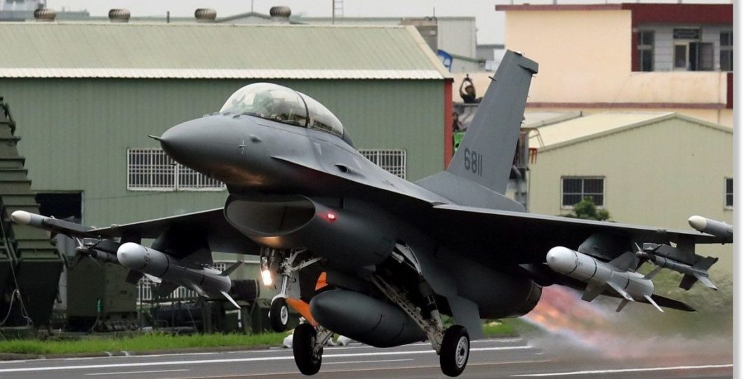 United States Approved $8 Billion Fighter Jets Sale To Taiwan, Report