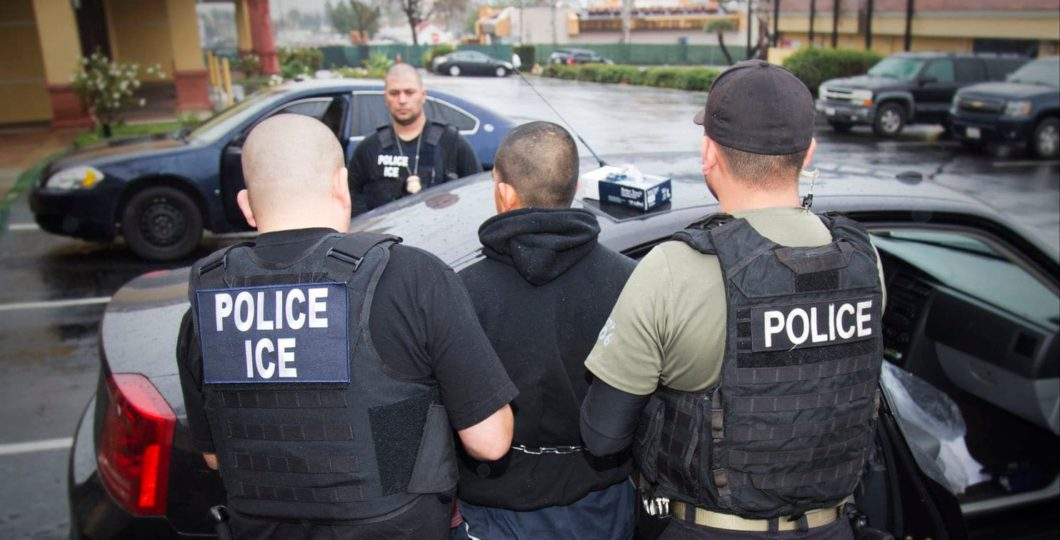 United States Immigration Raids Rises To Hundreds Of Illegal Migrants