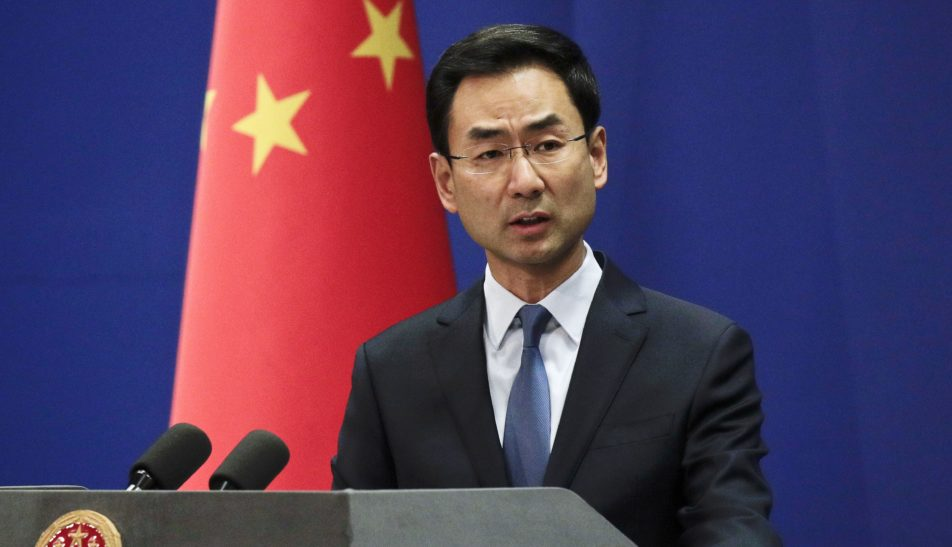 """United States Missile Test Triggers A New """"Arms Race"""", China"""