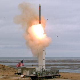 United States Tests First Ground-Launched Cruise Missile After INF Treaty Exit