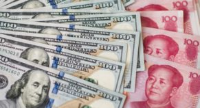 Yuan Rate Falls Down Against The Dollar As Currency Dispute Simmers