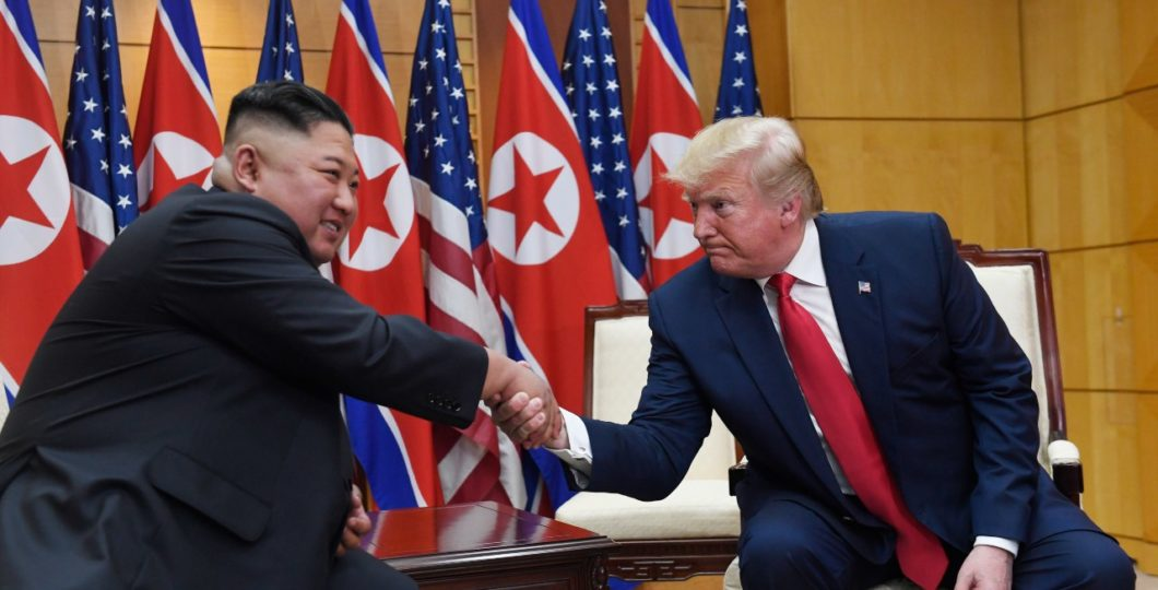 """""""Don't Think We Are Ready"""", Says President Trump Over Possible Visit To North Korea"""