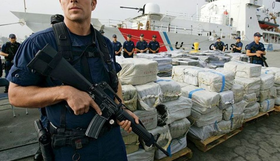 Five Tonnes Of Cocaine Amounted $156 Million Seized From US Submarine