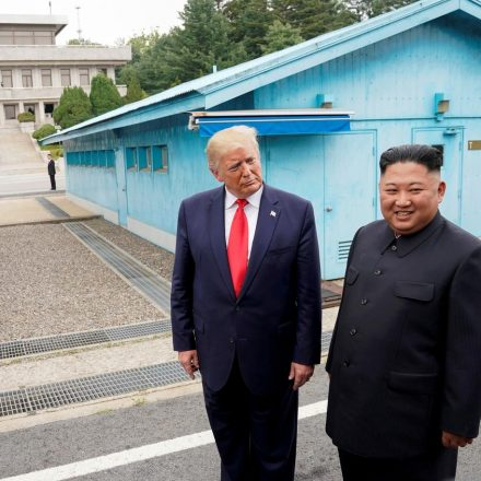 Kim Jong-un Invited President Donald Trump To Visit Pyongyang