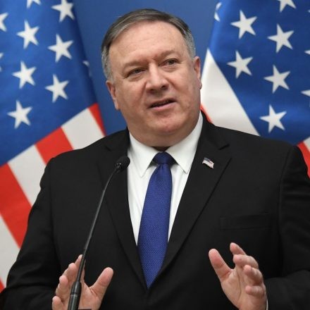 Mike Pompeo Rejects Secret CIA Mole In Putin's Office, Says Put Lives At Risk