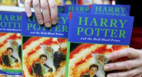 "Over ""Curses And Spells"", Harry Potter Books Removed From School"