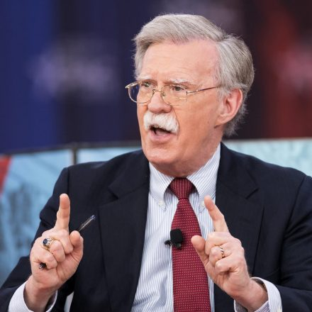 "President Trump Acknowledges John Bolton A ""Disaster"" On North Korean Policy"