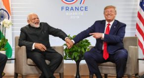"""President Trump To Join PM Modi At """"Howdy, Modi"""" Event Organised By Indian Americans In Texas"""