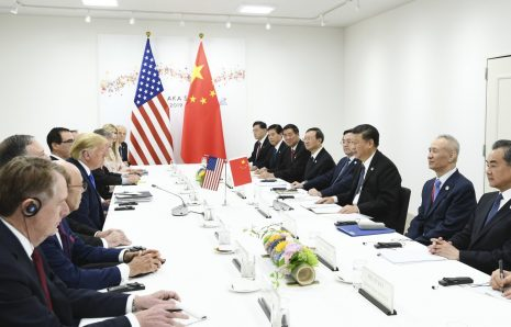 US And China Trade Negotiators To Resume Talks In October