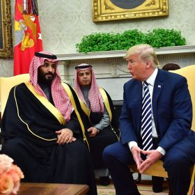 US Senators Asked President Trump To End Nuclear Talks With Saudi Arabia