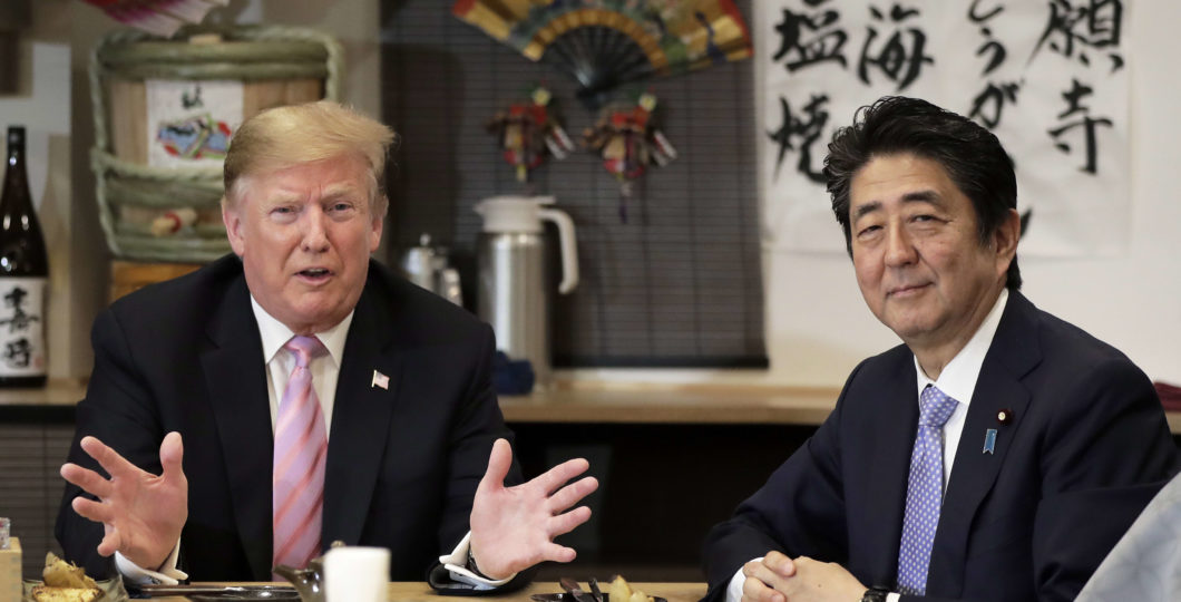 United States Reaches Trade Agreements With Tokyo, Says President Trump