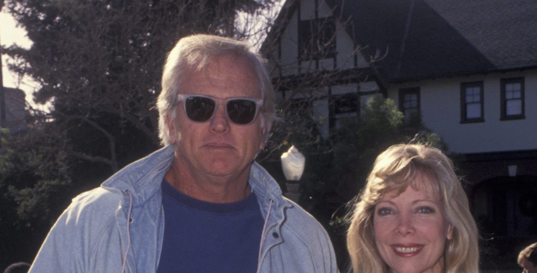 """""""Tarzan"""" Star Ron Ely's Wife Stabbed To Death By Her Son"""