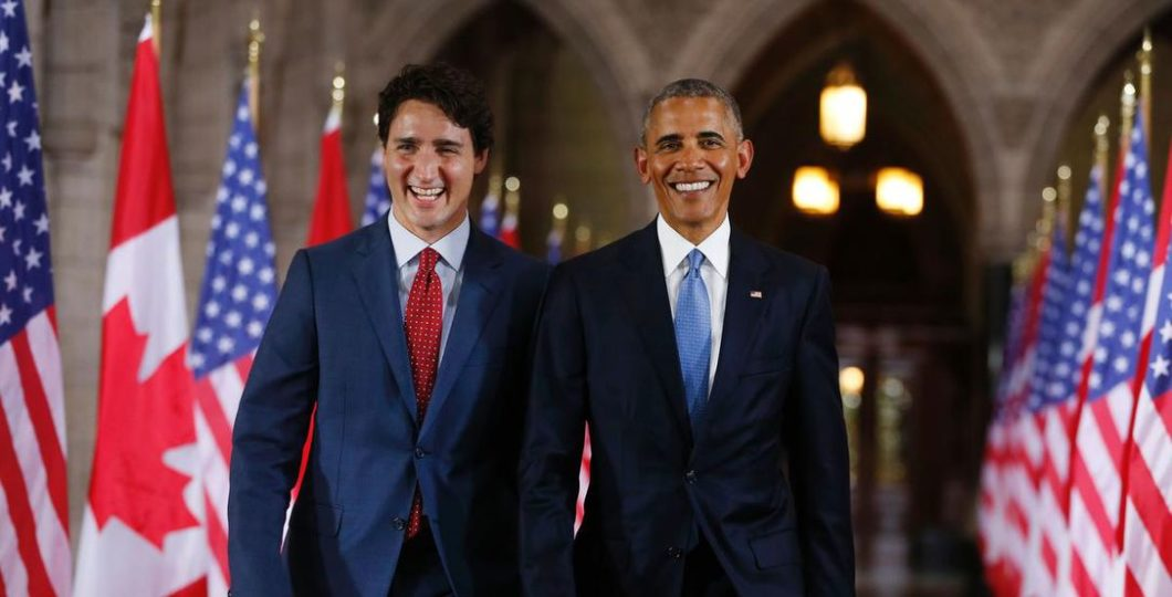 Barack Obama Urges Canadians To Back Justin Trudeau For Another Term In Office