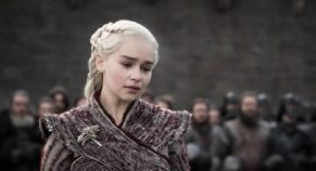 Emilia Clarke Declares Name Responsible For Game Of Thrones Coffee Cup