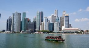 For First Time In Three-Years Singapore Eases Monetary Policy