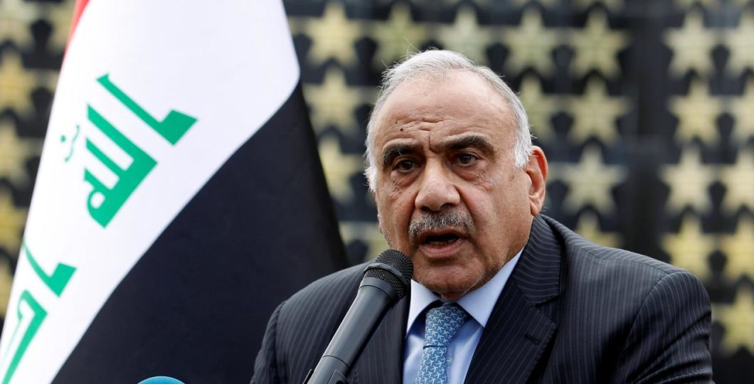 Iraq Prime Minister's Two Main Backers Agree To Expel Him Following Protests