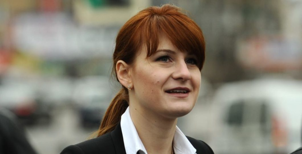 Maria Butina, Red-Headed Gun Advocate Will Be Released From Prison