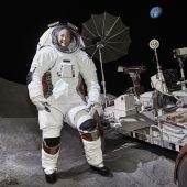 NASA Introduced Spacesuit To Be Dressed By First Woman On Moon