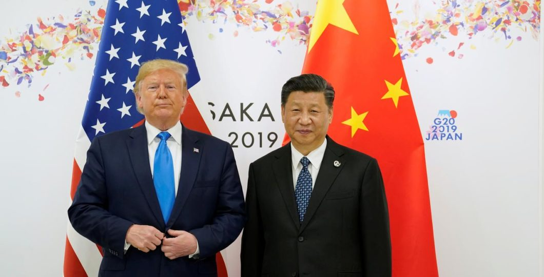"""New Site For US-China Trade Deal Signing To Be """"Announced Soon"""", Says President Trump"""