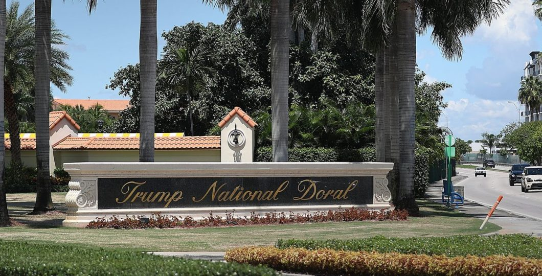 President Trump To Hold 2020 G-7 Summit At His Miami Resort
