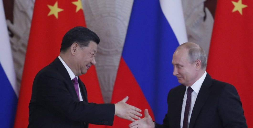 Russia Aids China To Develop Missile Attack Warning System, Says Russian President