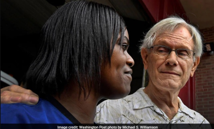 The Stranger Whose Life Saved An US Woman From Cardiac Arrest, Meets Him