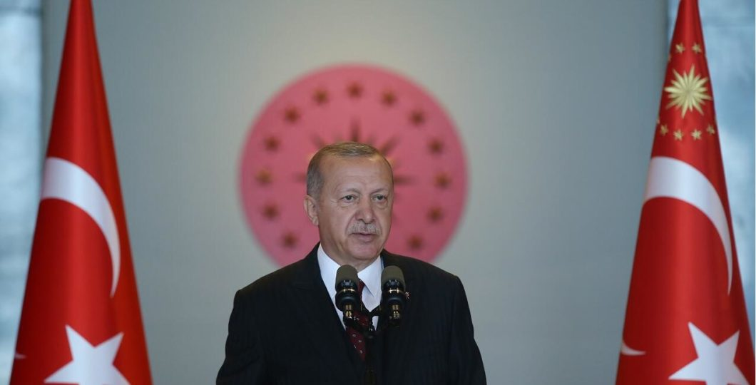 """Turkey President Says, """"Will Ensure No ISIS Fighters Leave Northeastern Syria"""""""
