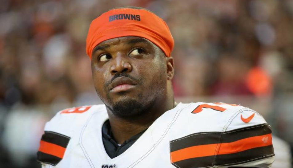Greg Robinson Arrested for Reportedly Carrying 157 Pounds of Marijuana in Car