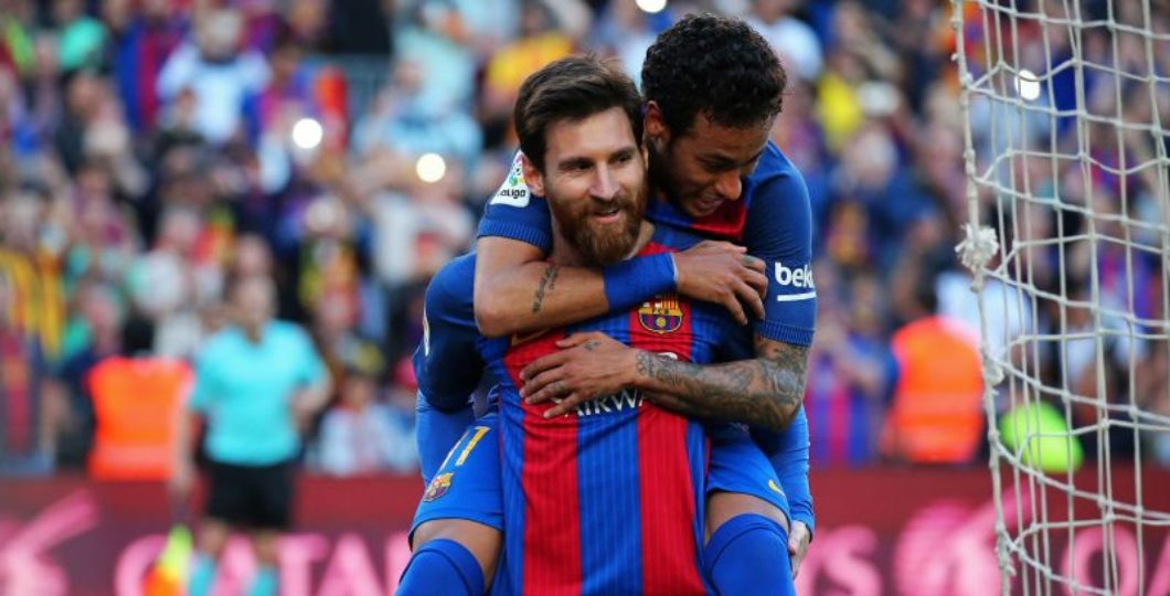 Lionel Messi Says, Neymar is Super Excited to Rejoin Barcelona