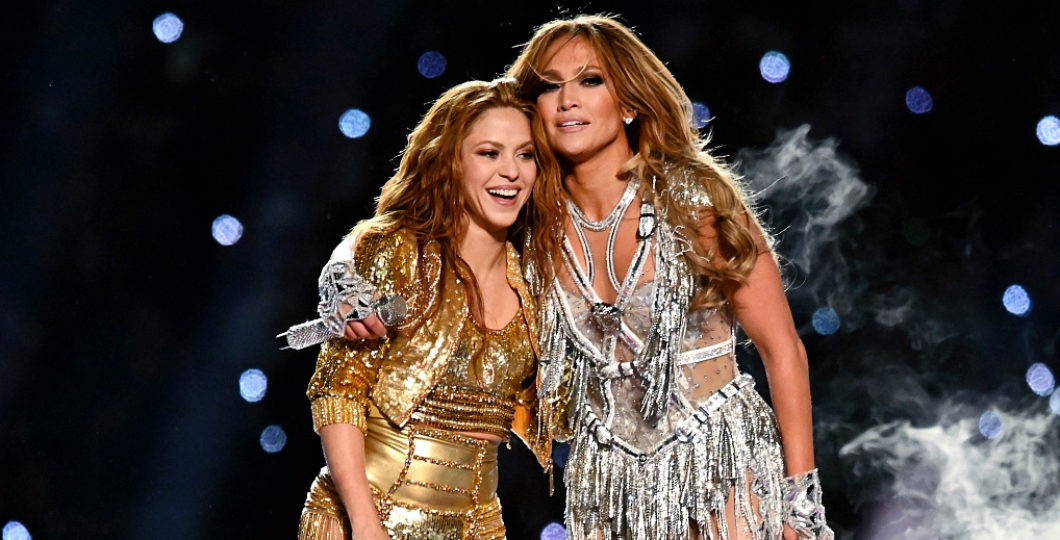 Shakira and Jennifer Lopez's Mind Blowing Performance at Super Bowl Halftime Show