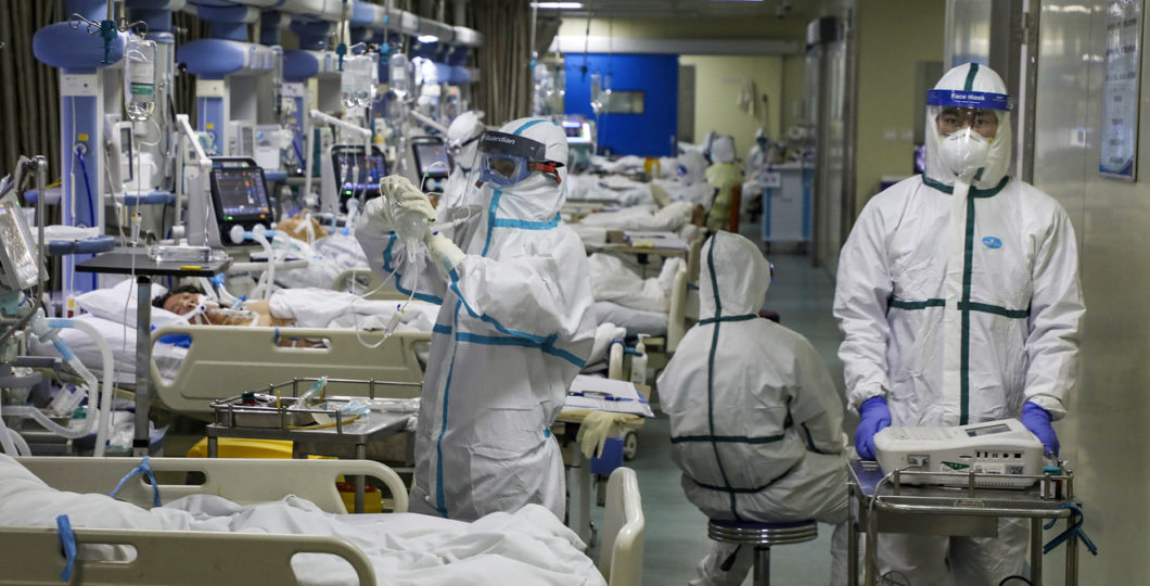 WHO Warns of China Coronavirus Spread as Death Toll Rises 900 in China