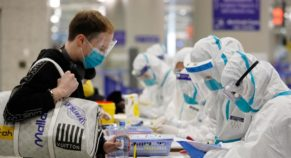 "Coronavirus ""designed by China to be a biological weapon of war"" claims US Lawyer"
