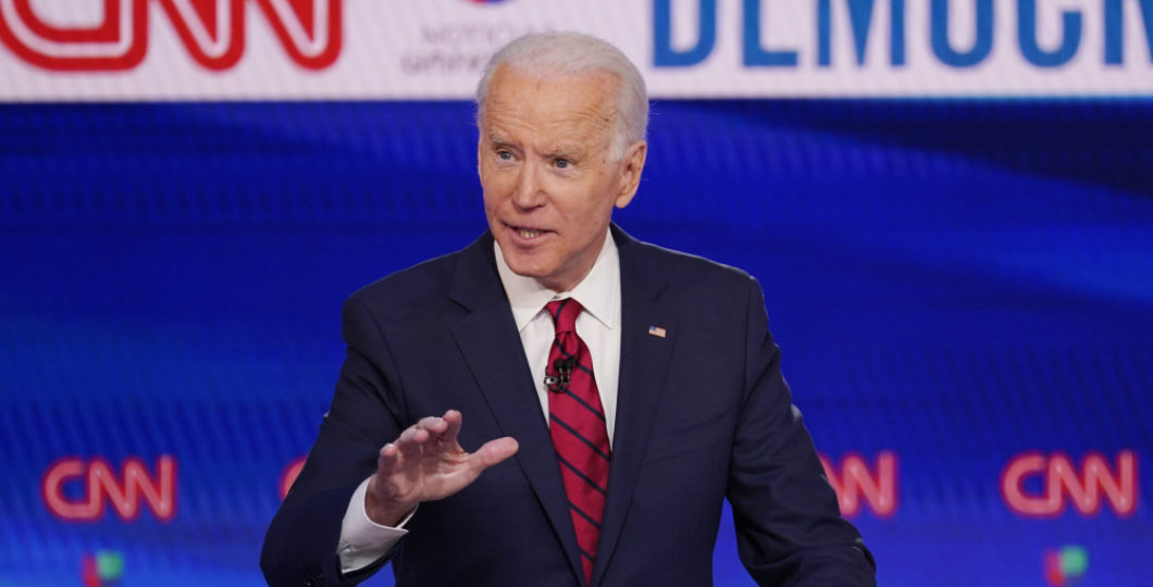 Joe Biden Wins Washington State Democratic Primary