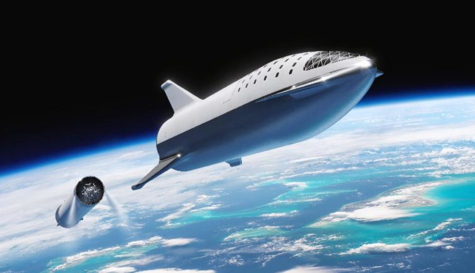 SpaceX's Starship Rocket Prototype Collapses During Test