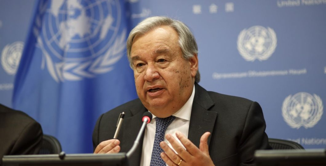 UN Chief Warns, Millions Could Die If Coronavirus Allowed To Spread Unchecked