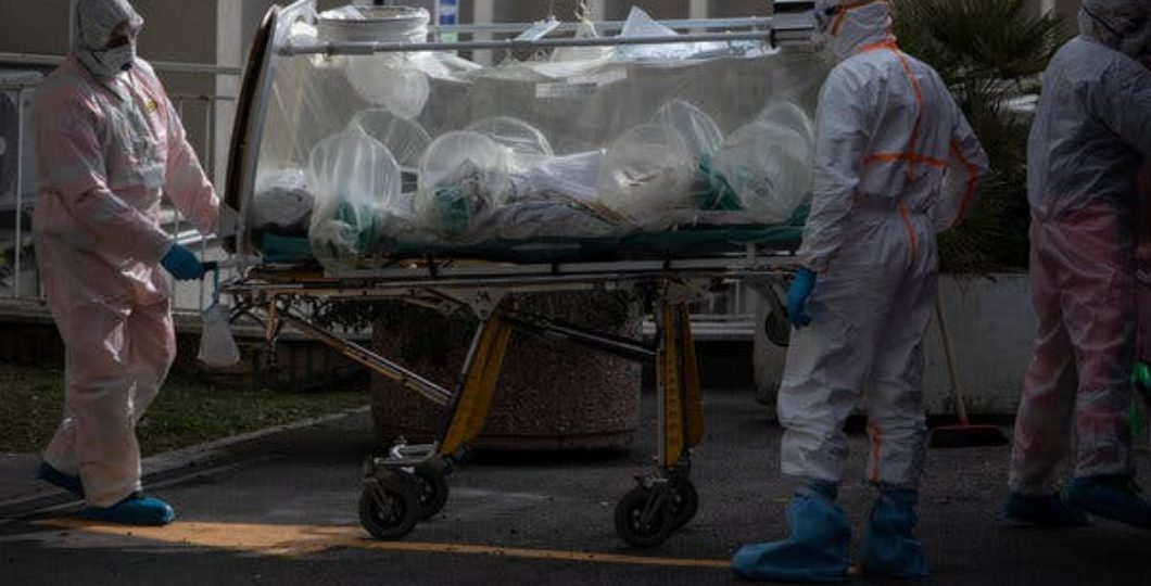 Italy's COVID-19 Infection Rate Slows Down, Says Report